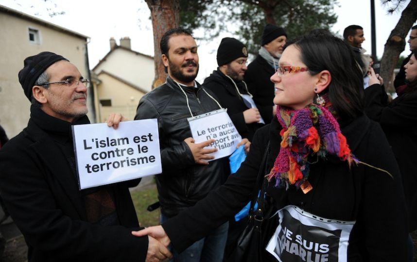 Image result for мусульмане франция