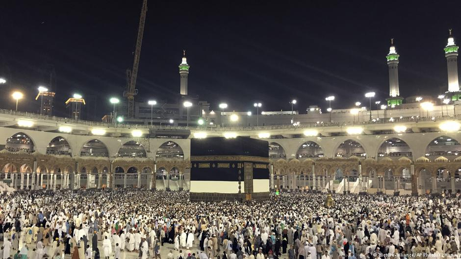 two holy places for the muslim Historical places in makkah – part 2 hajj is an annual obligatory islamic pilgrimage that has to be performed by every muslim (physically & financially capable) at least once in a life time.
