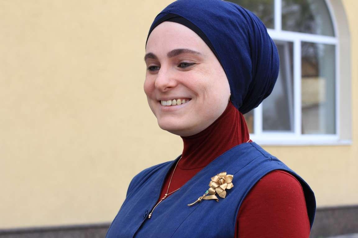 Знакомства с мусульманкой в украине