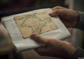 Хто відроджував Крим в перші повоєнні роки?
