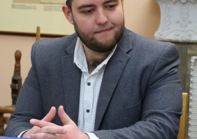 Імам львівської мечеті відповідав на запитання «анкети Пруста»
