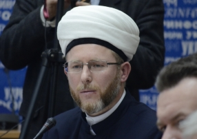 MUFTI SAID ISMAGILOV SHARPLY CRITICIZED THE NEW RUSSIAN FAKE ABOUT IS TERRORISTS FROM UKRAINE