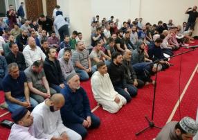 'Ukraine is experiencing a religious renaissance'