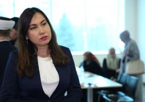 Гаяна Юксель: «Когда произошла оккупация, на плечи крымскотатарских женщин лег нелегкий груз…»