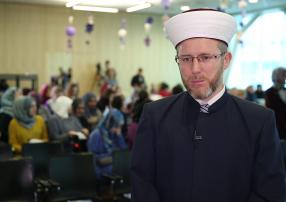 Платок — не религиозный символ! — муфтий Саид Исмагилов