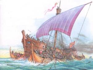 Славянский фактор в Большой средиземноморской войне Арабского халифата и Византийской империи. Часть вторая