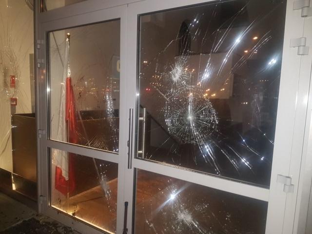 Напад на Центр мусульманської культури у Варшаві