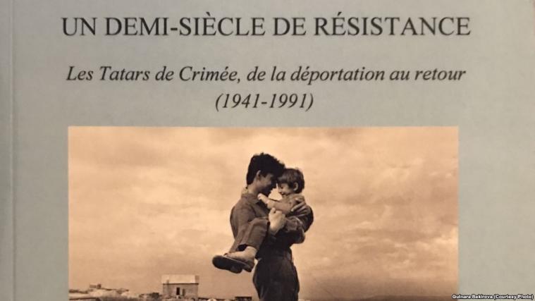 Книгу Гульнари Бекірової про кримськотатарський спротив видано французькою мовою. ©Крим. Реалії