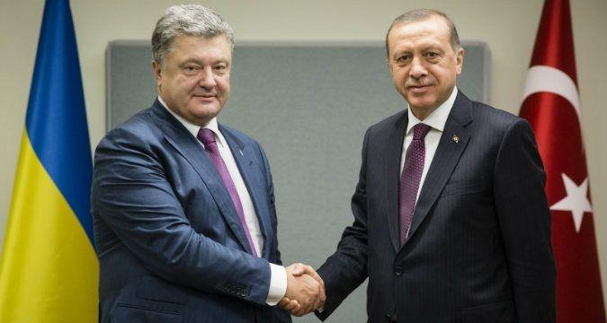 Ердоган в Україні говоритиме про проблеми кримських татар