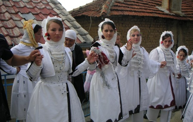 Обряды славянские на свадьбу