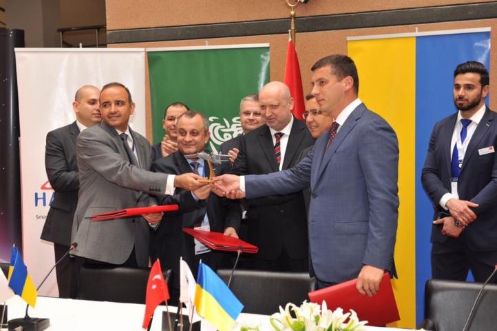 Міжнародна виставка у Стамбулі «IDEF 2017» принесла Україні багато контрактів