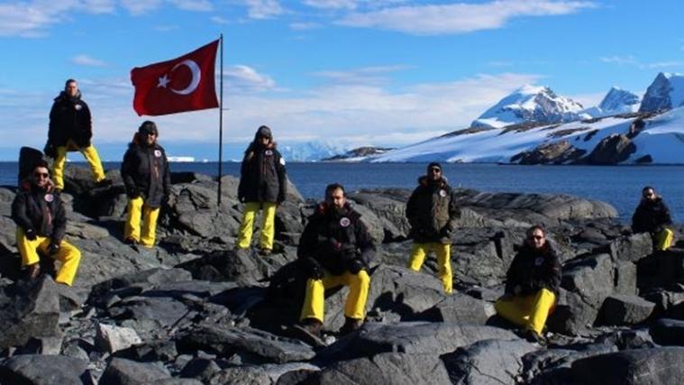 Туреччина відправила наукову експедицію на українську станцію в Антарктиді