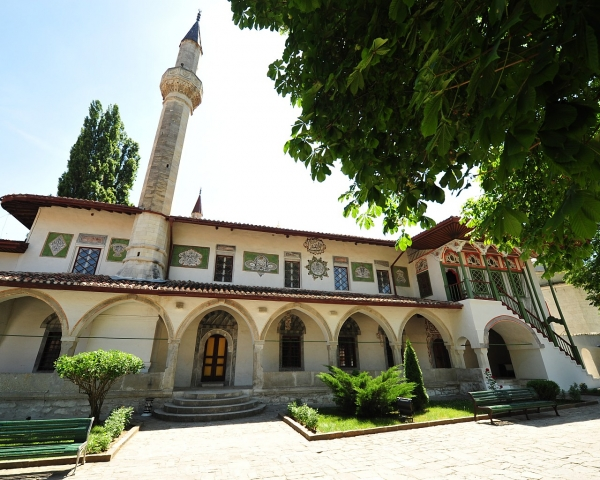 Окупанти націоналізували Бахчисарайський палац