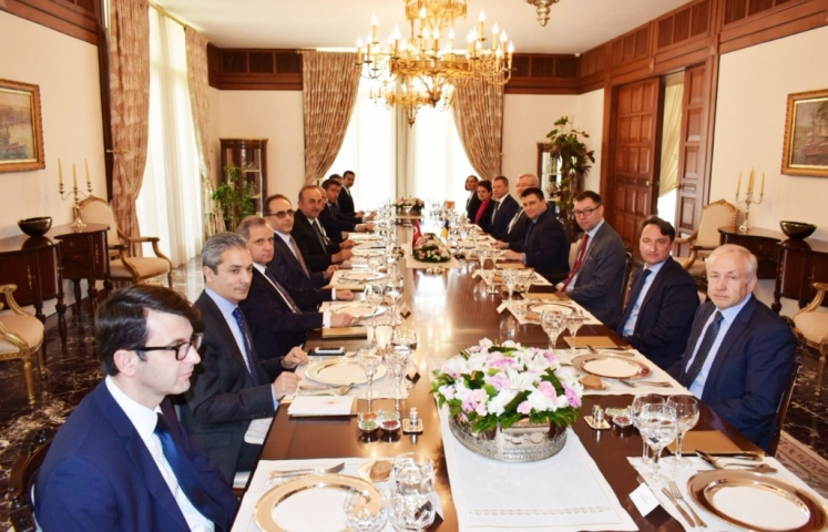 Стратегічний діалог між Україною та Туреччиною набуває вагомої практичної складової. ©️МЗС