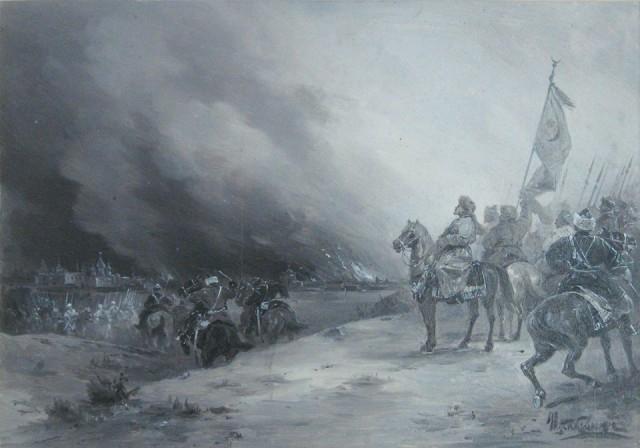 Кримський похід на Москву