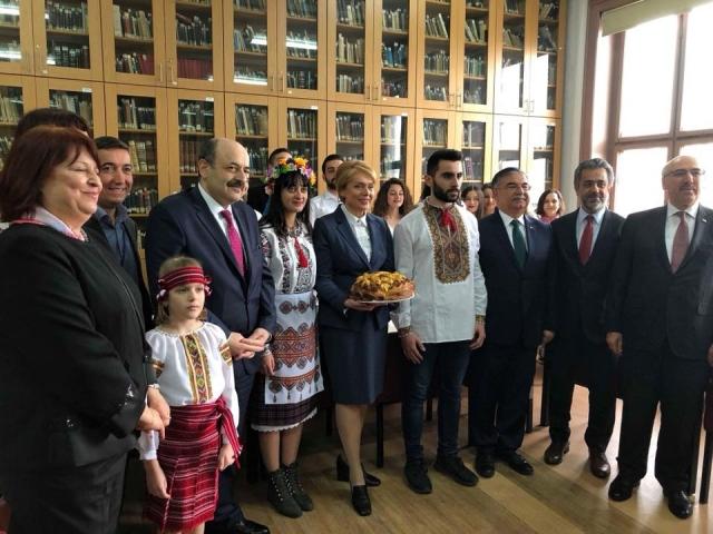 У Стамбульському університеті відкрито спеціальність «Українська мова та література» ©Лілія Гриневич/Facebook