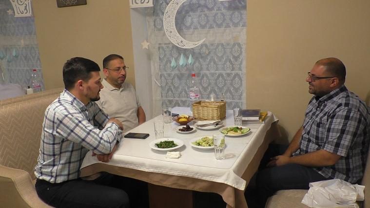 ІКЦ Києва відвідав відомий ліванський письменник та перекладач