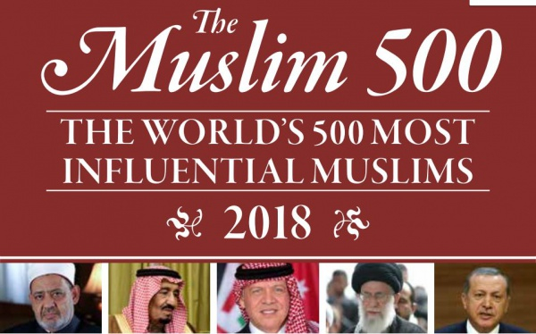 Опубліковано щорічний рейтинг The Muslim 500