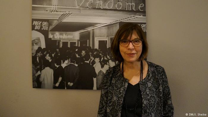 Євродепутатка Ребекка Гармс організувала показ фільму «Мустафа» у Брюсселі