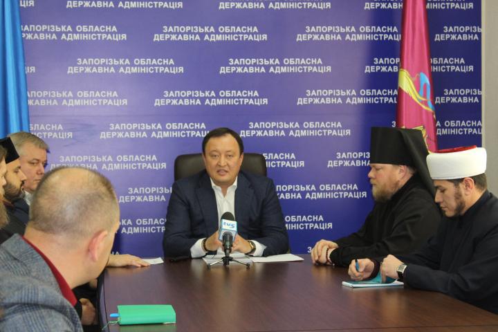 В Запоріжжі відбудеться молитовний сніданок всього східного регіону України