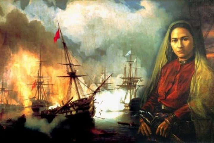 Мусульманка Малахаяті — перша жінка-адмірал у світовій історії