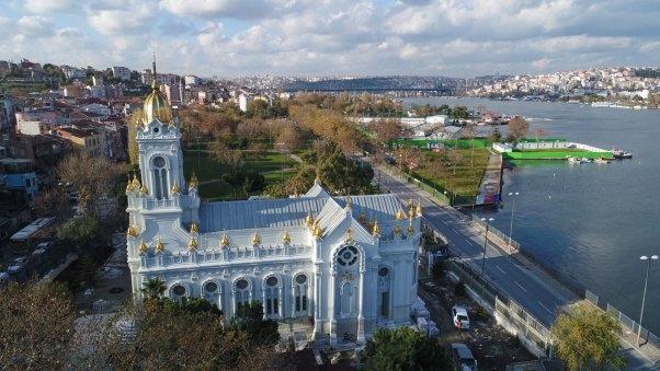 У Стамбулі готують подарунок православним до Різдва