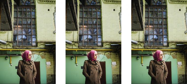 Я вирішила тиждень походити у хіджабі з двома цілями: поглянути нетерпимості в обличчя і прийняти своє східне минуле