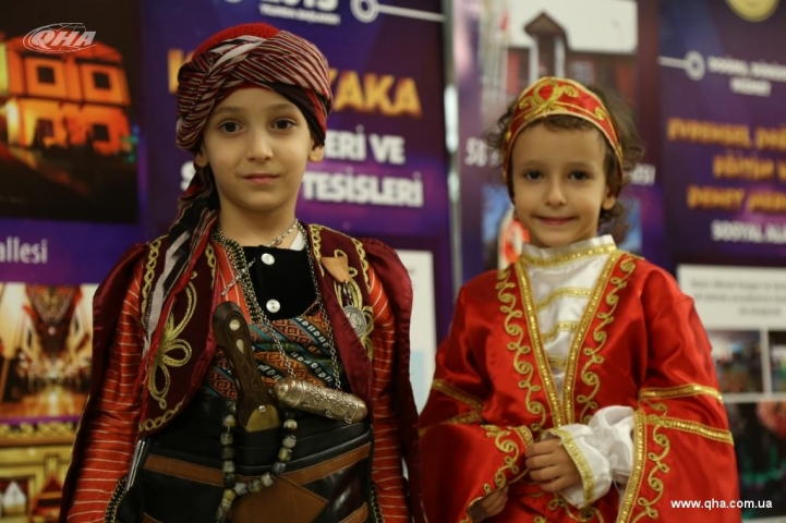 Пісня «Vatanım Kırım» звучала в Анкарі