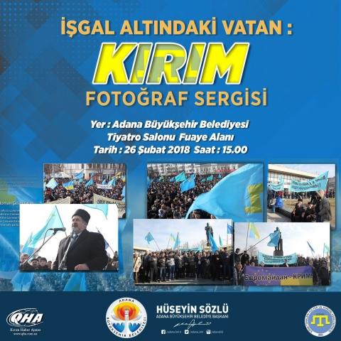 У Туреччині представлено фотоальбом «Окупація Криму-2014 у фотофактах: як це було»
