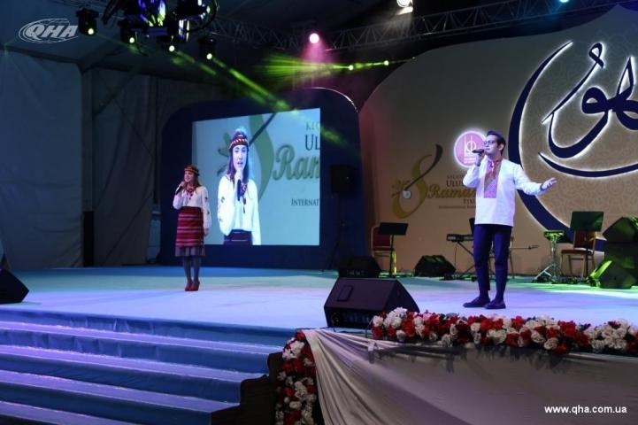 У дев'яту ніч Рамадану в Анкарі відбувся українсько-кримськотатарський вечір