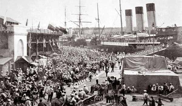 Большевистская национальная политика и мусульманские народы в период революции и гражданской войны 1917−1920 гг.