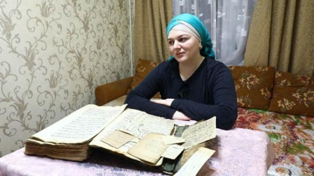 Мусульманка подарує мечеті Коран XVI століття