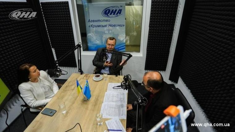 Взаємодія між кримськими татарами та іншими громадянами України існує не тільки на рівні політичного істеблішменту