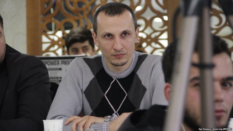 Сервер Мустафаєв: «Якщо ти кримський татарин, мусульманин, значить, ти вже «у списку»