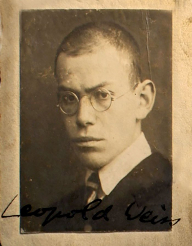 Леопольд Вайс