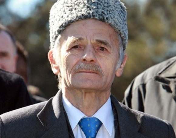 Мустафі Джемілєву — 74