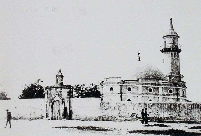 «Турецкая колония» в Николаеве в конце XVIII века. Что? Откуда? Почему?