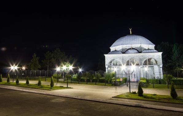 Мечеть в Ізмаїлі — пам'ятка середньовічного османського зодчества на півдні України