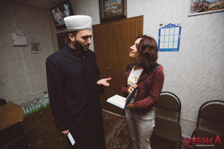 Вінницьке видання цікавилося, як живуть місцеві мусульмани
