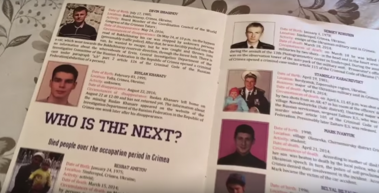 Практика викрадень в Криму — один з елементів залякування, — «КримSOS»