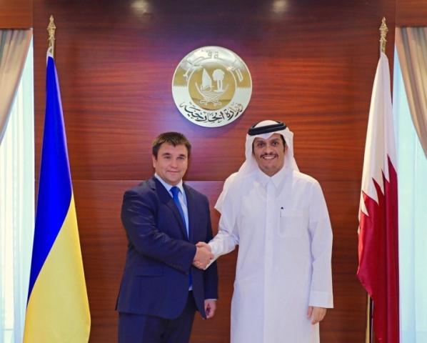 Катар та Україна мають обопільний інтерес до активізації співпраці
