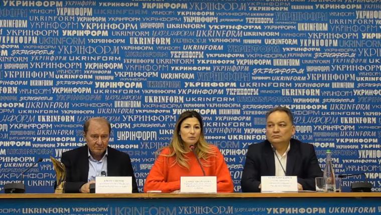 У Києві говорили про значення отримання Ільмі Умеровим премії Платформи європейської пам'яті та сумління