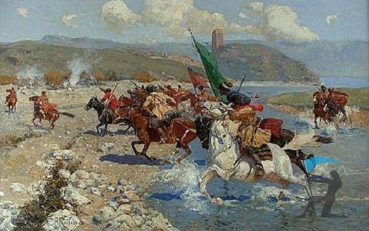 Сепаратизм у Кримському ханстві. Бахті-Гірей