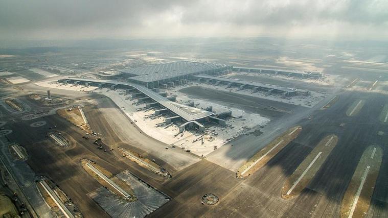 Третій аеропорт Стамбула відкриє нову сторінку в історії цивільної авіації Туреччини
