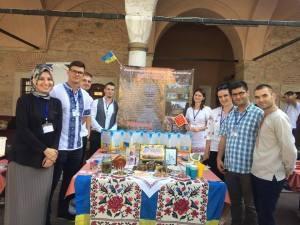 Закладено наріжний камінь співпраці між Стамбульським фондом науки і культури та університетом Переяслава