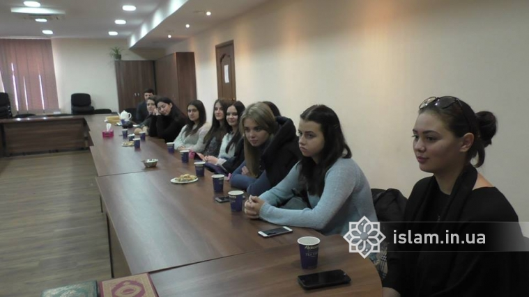Майбутні правники гостювали в столичному Ісламському культурному центрі
