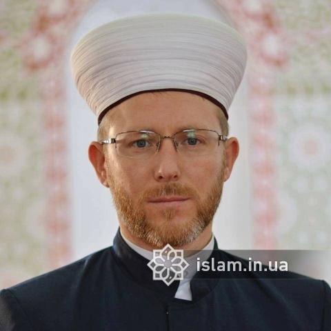 Муфтій Саід Ісмагілов  — у списку найвпливовіших українців