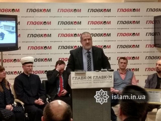Рефат Чубаров: Обшук в Ісламському культурному центрі Києва — велика послуга російській окупаційній владі