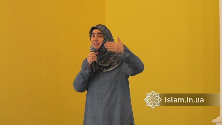 Лига мусульманок Украины провела Международный женский форум