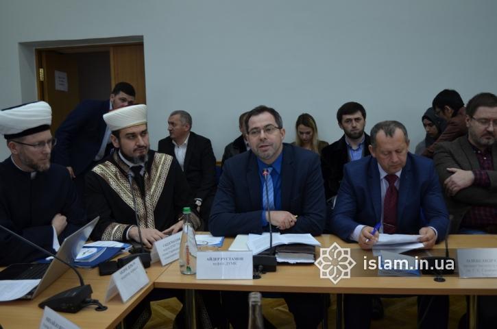 Це свято перемоги розуму, — Андрій Юраш про підписання «Соціальної концепції мусульман України»